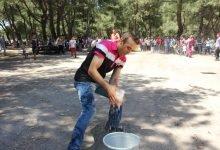 Kova ile Su Taşıma Yarışması İzmir