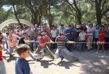 Piknik Organizasyonu Aktiviteleri Halat Çekme Yarışı
