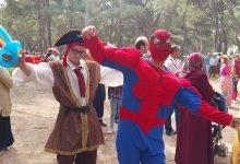 Örümcek Adam ve Korsan Kostümlü Karakter Kiralama