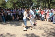 Balon Patlatma Yarışması İzmir