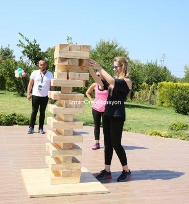 Bireysel Oyun ve Yarışlar İzmir Organizasyon