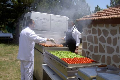 Piknik ve Barbekü İkramları İzmir