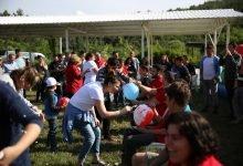 Balon Tıraş Etme Yarışması İzmir Piknik Organizasyonu