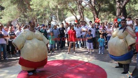 Sumo Güreşi İzmir Organizasyon