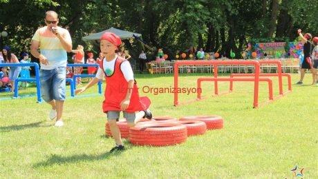 Survivor Çocuk Parkuru İzmir Organizasyon