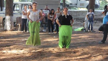 Kroma Kalıp Şirket Pikniği Organizasyonu Yetişkin Aktiviteleri İzmir Organizasyon