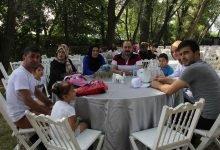 Kurumsal Piknik Organizasyonu Masa Kiralama