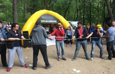 Yds Akademi Okulları Şenliği Piknik Organizasyonu 2016 İzmir Organizasyon