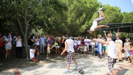 Dans Ekibi Gösterileri Kiralama İzmir