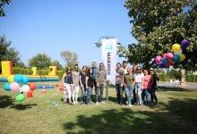 Kurumsal Piknik Organizasyonu Uçan Balon Süsleme