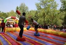 Gladyatör Oyun Parkuru Kiralama İzmir Organizasyon