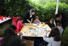 Kum Boyama Atölyesinde Eğitici Çalışmalar İzmir
