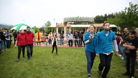 Stal Gürmak Aile Günü Etkinliği İzmir Organizasyon
