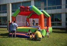 Aile Günü Etkinliği Papyonlu Zıp Zıp Kiralama İzmir