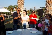 Yoğurt Yeme Yarışması ve Mc Show Hizmeti İzmir Aile Günü Etkinliği