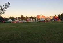 Piknik Organizasyonu Oyun Parkuru Kiralama