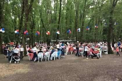 İzmit Tüpraş Piknik Organizasyonu ve Aile Günü Etkinliği İzmir Organizasyon