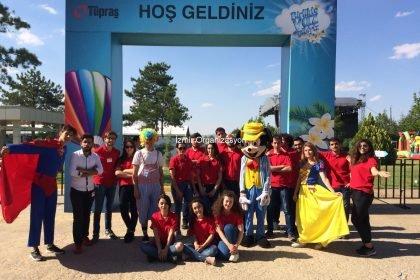 Kırıkkale Tüpraş Aile Günü Etkinliği ve Şenlik Organizasyonu