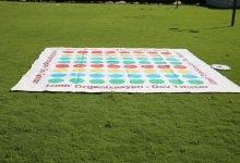 Dev Twister Oyunu Kiralama Piknik Organizasyonu İzmir