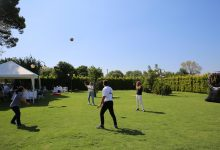 İzmir Şirket Piknik Organizasyonu Voleybol Oyunu
